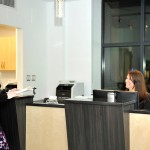 Réception - Centre Dentaire de la Cité Verte